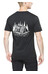 POLER Wildlife t-shirt Heren zwart